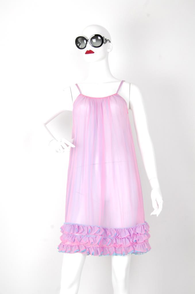 ADR001515 ピンクドレス