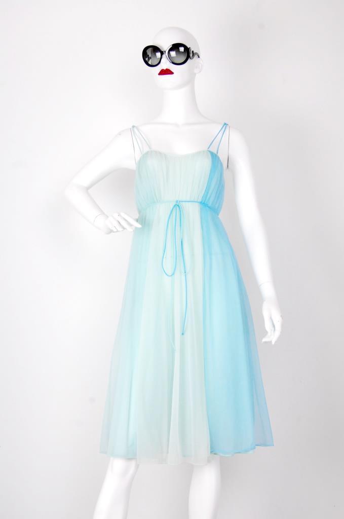 ADR001516 ブルーグリーンドレス