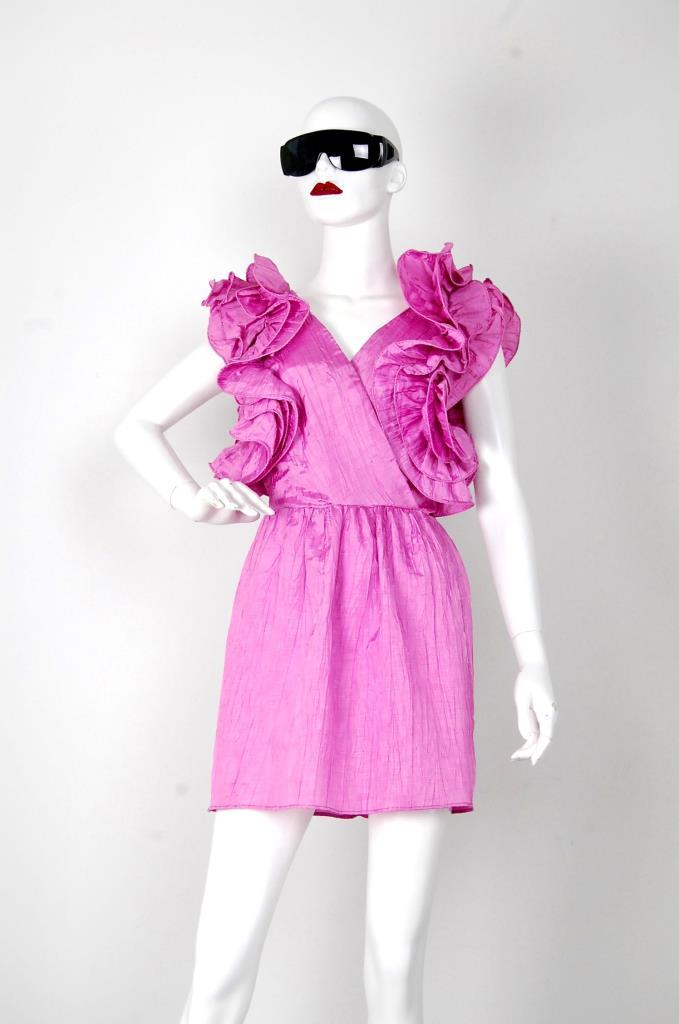 ADR001524 ピンクドレス