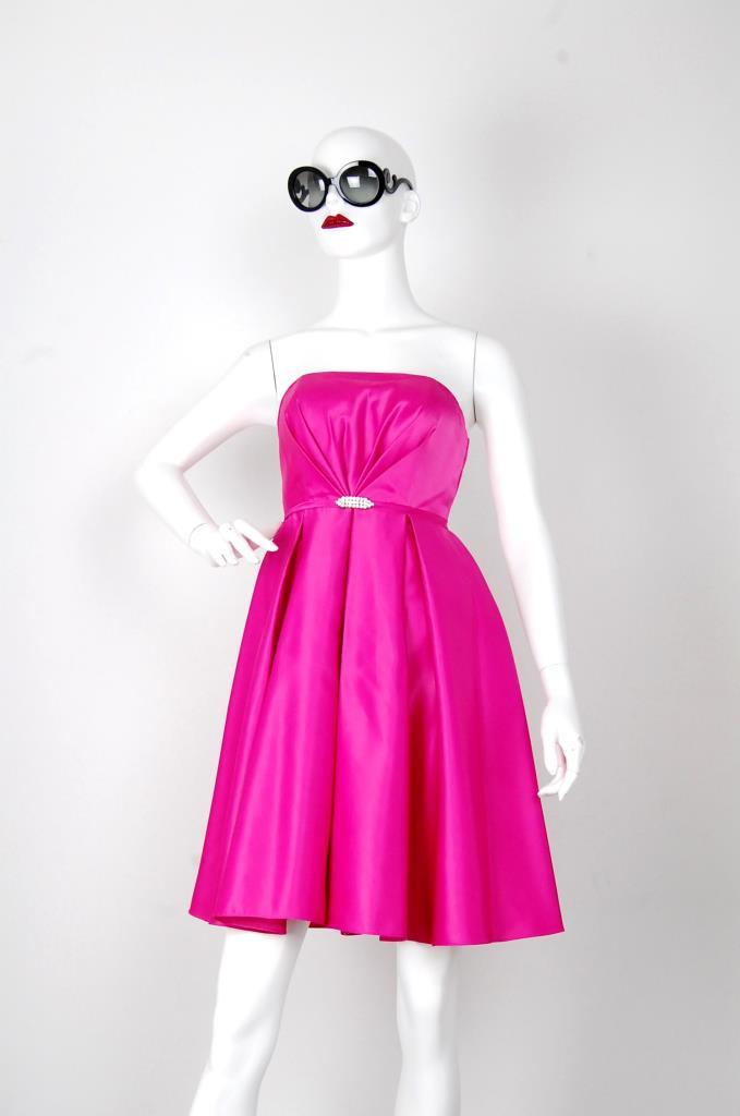 ADR001527 ピンクドレス