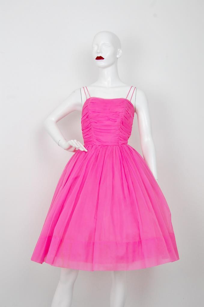 ADR001561 ピンクドレス