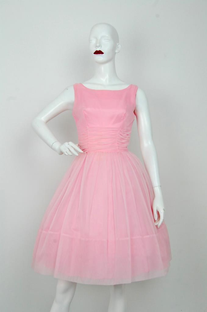 ADR001563 ピンクドレス