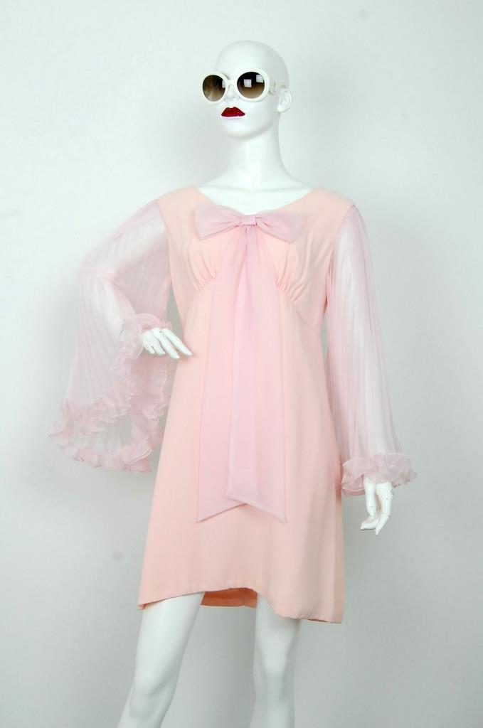 ADR001591 ピンクリボンドレス