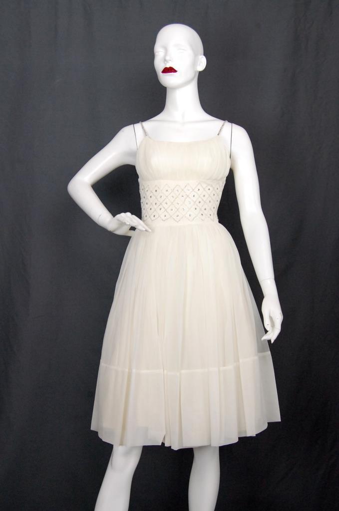 ADR001625 ベージュギャザードレス
