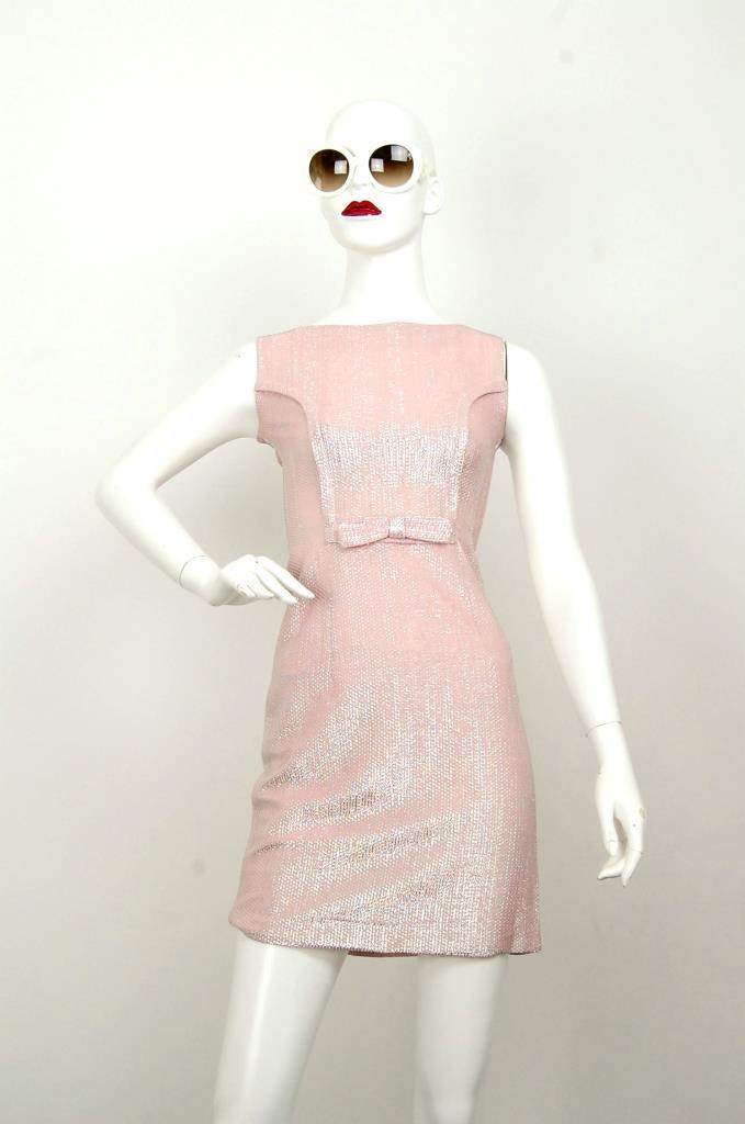 ADR001631 ピンク リボンドレス