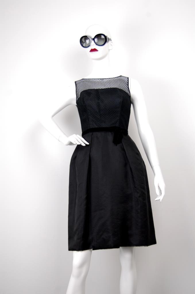 ADR001642 ブラックドレス
