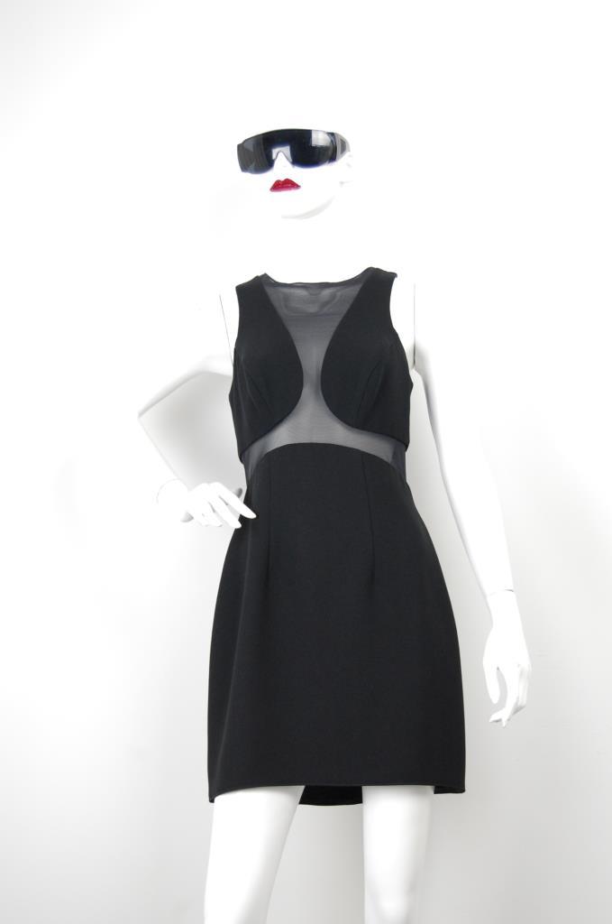 ADR001664 ブラックドレス