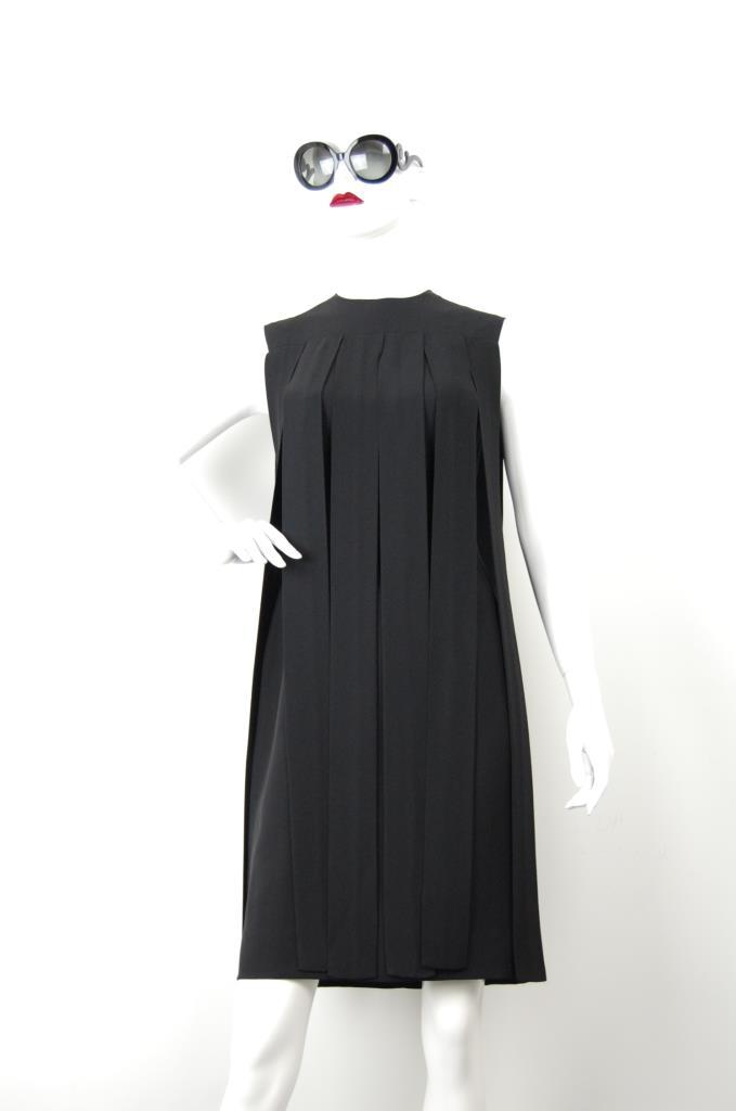 ADR001672 ブラックドレス