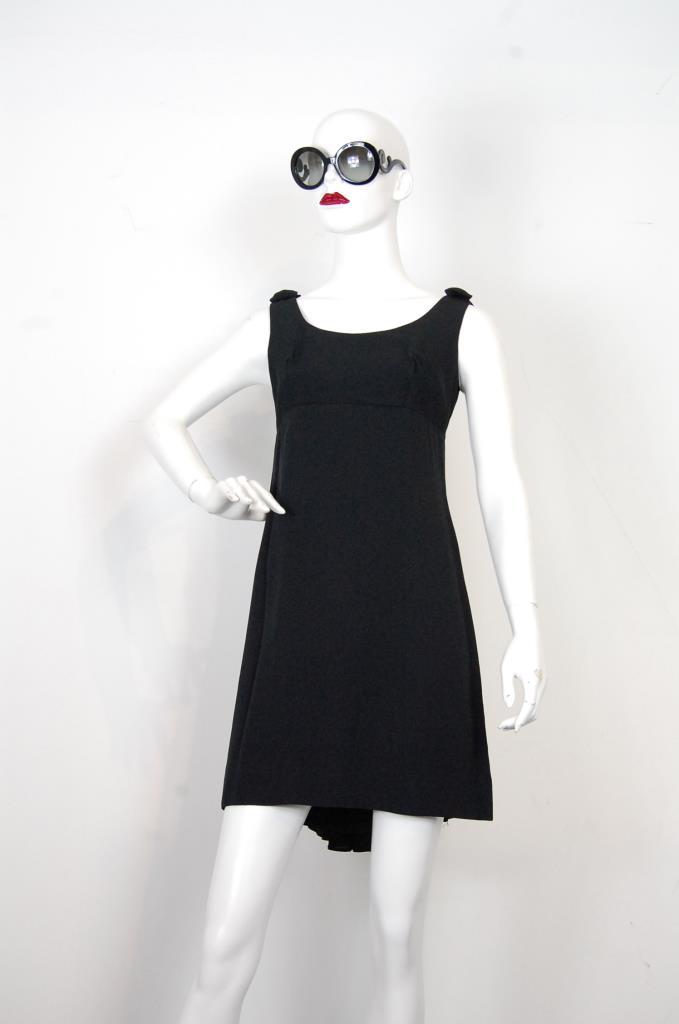 ADR001717 ブラックドレス