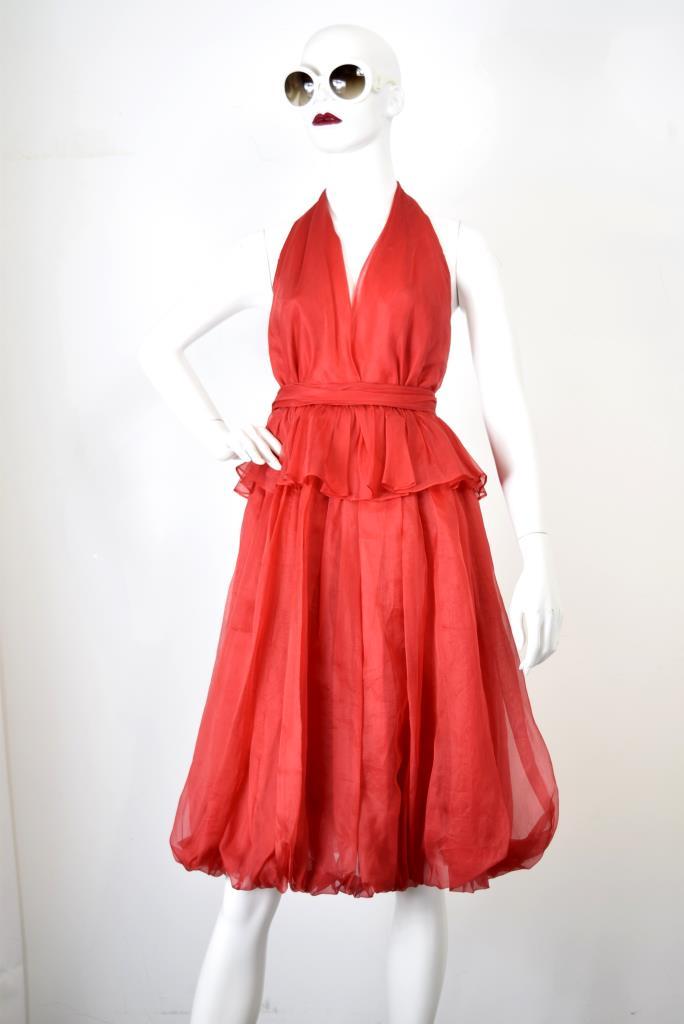 ADR001785 レッドバルーンドレス