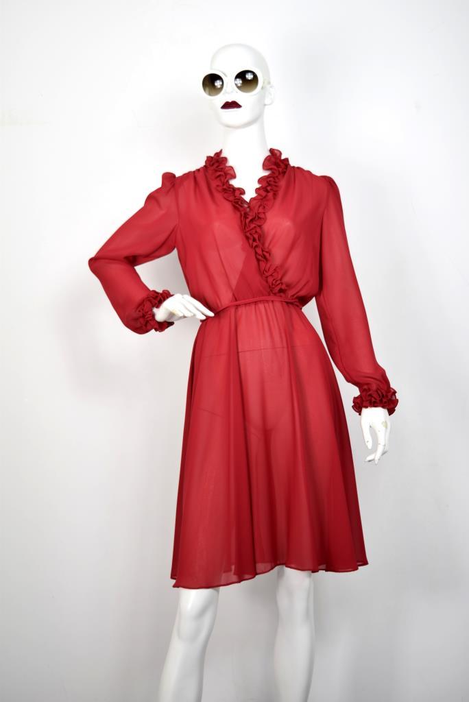 ADR001791 レッドドレス