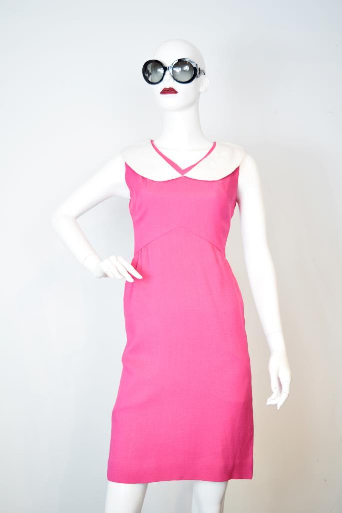 ADR001813 ピンクドレス