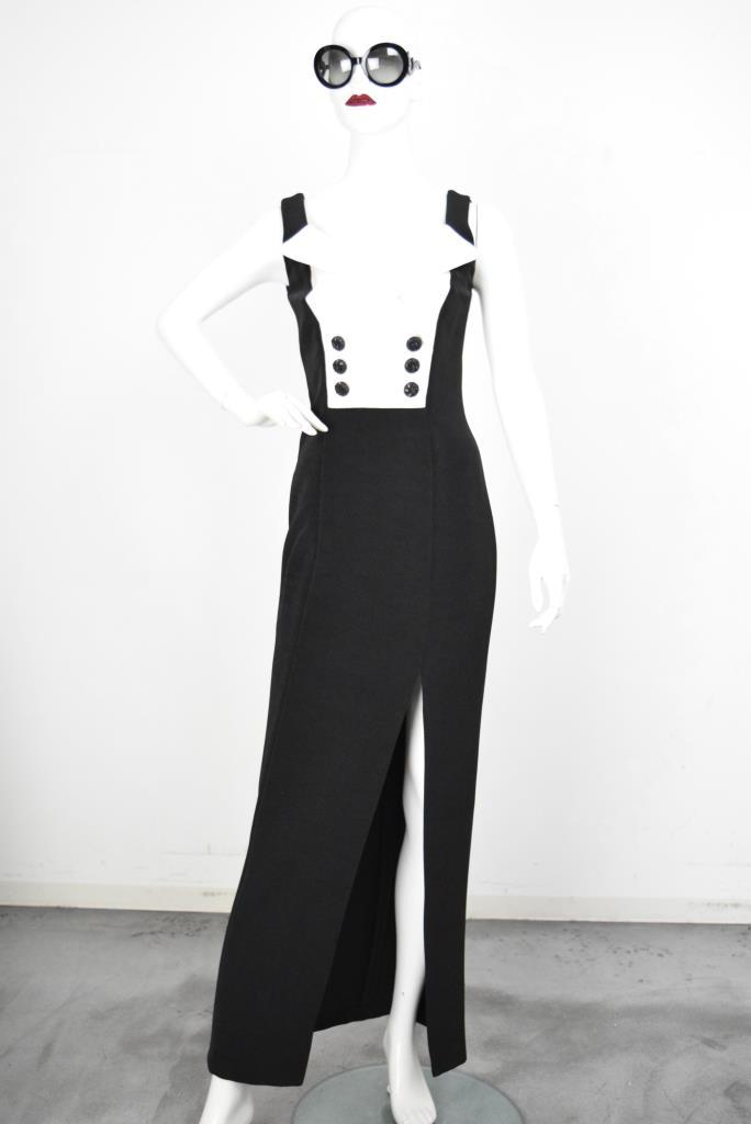 ADR001840 ブラックドレス
