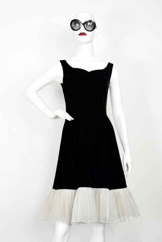ADR001864 ブラックドレス