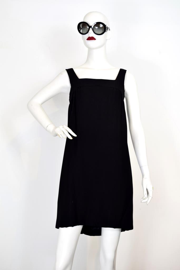 ADR001938 ブラックドレス