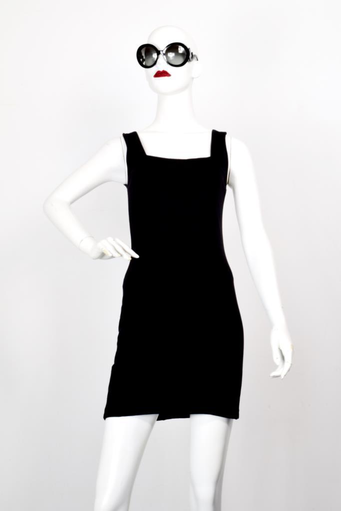 ADR001972 ブラックドレス