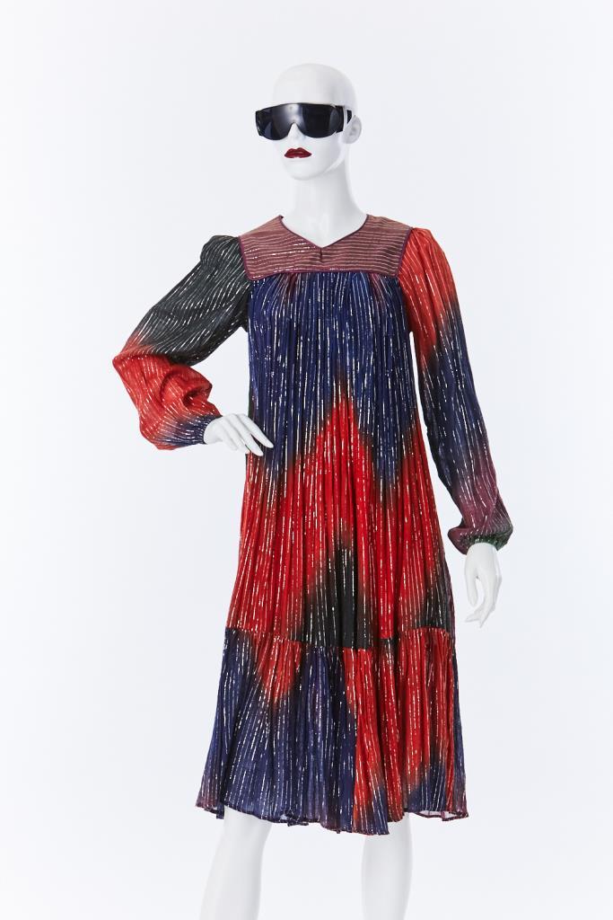 ADR500134 染色ドレス