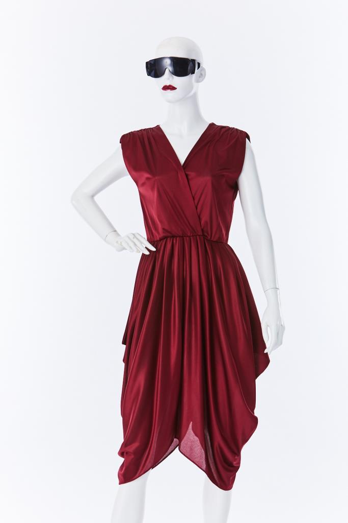 ADR500137 ドレープドレス