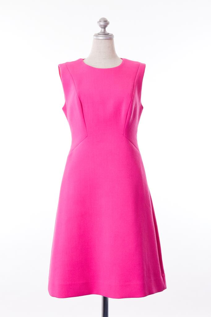 DR010962 kate spade ピンクドレス
