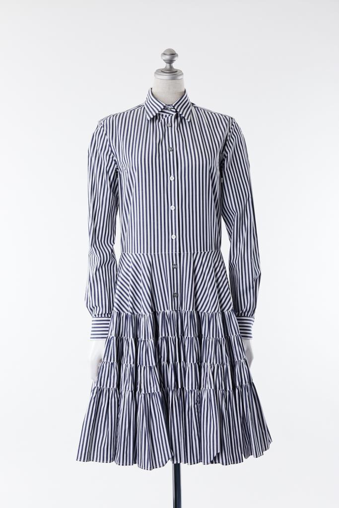 DR100029 JOUREN シャツドレス