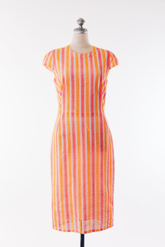 DR100030 Jssa レースタイトドレス