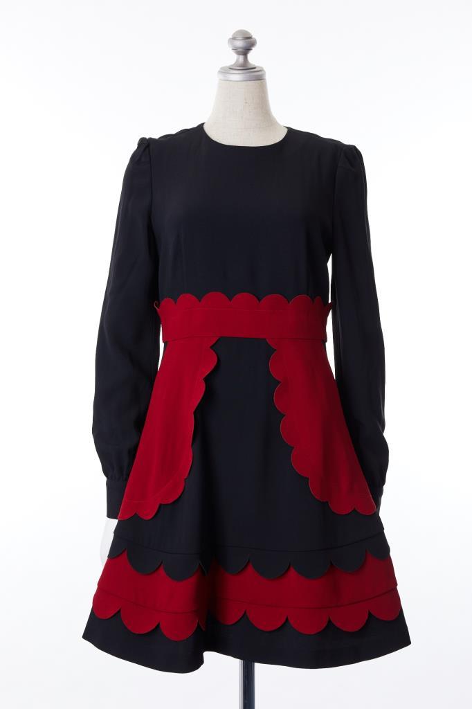 DR100036 RED VALENTINO ドレス
