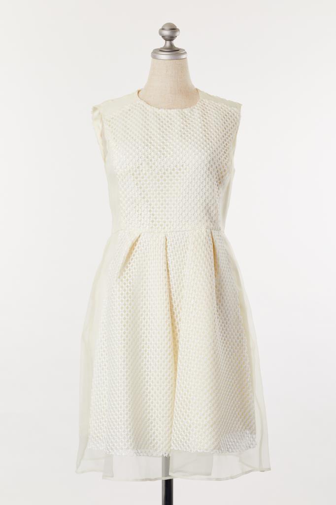 DR100067 The Dayz tokyo ホワイトドレス