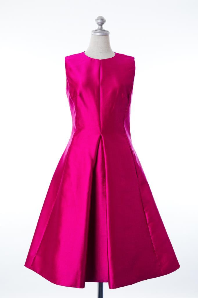 DR100181 kate spade ピンクドレス