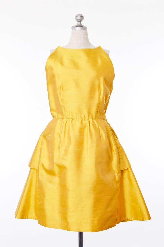 DR100204 Oscar de la Renta ドレス