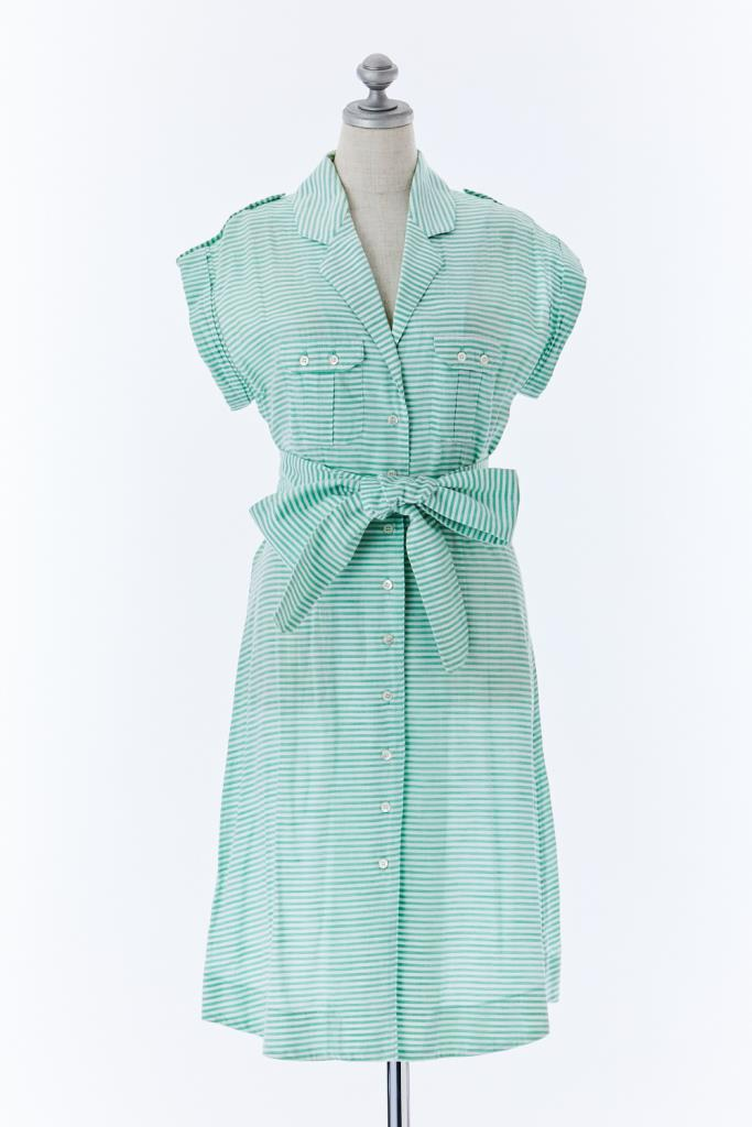 DR100545 THOMSEN シャツドレス