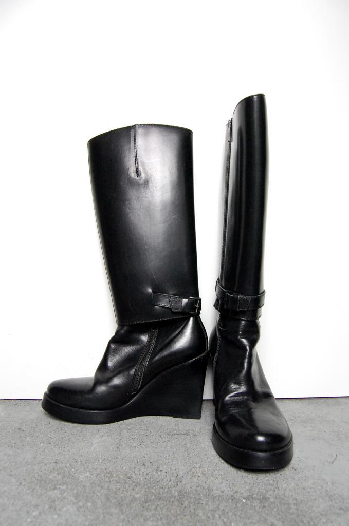 SH008639 ANN DEMEULEMEESTER ブーツ