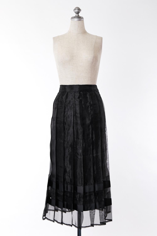 SK600053 PAGEBOY プリーツスカート
